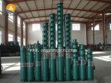 Pompe à eau submersible électrique de trou d'alésage d'irrigation de puits profond