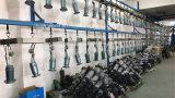 Bombas de água submergíveis elétricas de Qdx30-6-0.75f Dayuan com fluxo elevado, 0.75kw (tomada 3inch)