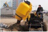 Mobiler Betonmischer mit mischendem LKW