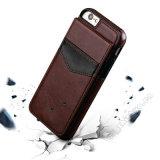 Intelligenter Telefon-Kasten mit Karten-Beutel mit Standplatz für iPhone 6