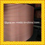 Pipe d'en cuivre de grand diamètre, pipe de cuivre de 100mm