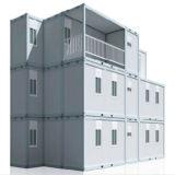노동자 야영지를 위한 조립식 모듈 건물