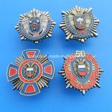 Distintivo su ordinazione Russia del risvolto del metallo Ww1/2/distintivo esercito della Germania