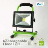 10W 3.5hrs Portable Rechargeable LED Flood Light