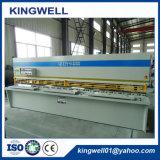 Tagliatrice resistente della lamina di metallo da vendere (QC12Y-6X4000)