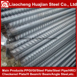 Barras de aço de reforço de grau HRB500 na China