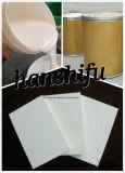 Colle blanche à base d'eau utilisée au matériau de force de polyuréthane de panneau de particules de plaque de plâtre de gypse