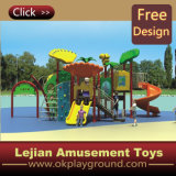 2016 Sale quente Outdoor Playground Equipment (12014A)