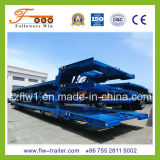 2axle Shuttle Bus Lowbed Semitrailer