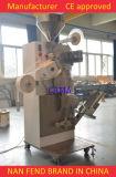 Única máquina de embalagem de alta velocidade do saco de chá da câmara com sistema do dispositivo da caixa (DXDC8I)