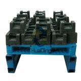 Páletes plásticas enfrentadas dobro reversíveis 1200X1200X150mm