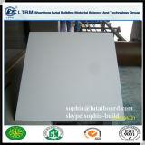 Tarjeta comprimida de alta densidad del cemento de la fibra