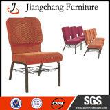 Cadeira usada de bloqueio Stackable da igreja da alta qualidade (JC-JT07)