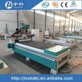 máquina de trituração de madeira pneumática do ATC do CNC 3D