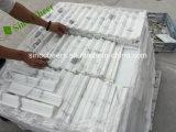 Konkurrenzfähiges Preise Bianco Carrara weißes Marmormosaik für Badezimmer-Fliese