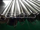 정밀도 물과 기름 여과를 위한 소형 슬롯 존슨 쐐기(wedge) 철사 포장 필터