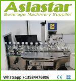 Compléter la ligne remplissante automatique de l'eau minérale
