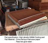 refrigerador de ar 18000CMH evaporativo comercial/sistema de acondicionamento