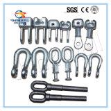 Geschmiedetes Stahl galvanisiertes PoleLeitungsarmaturen-ÜbertragungLeitungsarmaturen