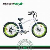 Bici eléctrica/bicicleta/Ebike del litio gordo del neumático del Ce con 25km/H
