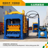 Автоматическая машина блока полости пепла с Германией технически (QT10-15)