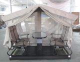 Stoel van de Schommeling van de Tuin van het Terras van de Minnaar van de luxe de Openlucht
