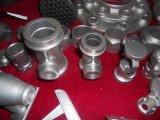 주문을 받아서 만들어진 정밀도 주물 금속 투자 던지기 주조 예비 품목 제품을 정지하십시오