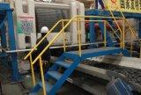 Ladrilhagem de alta pressão do grânulo do pó da bauxite/máquina do carvão amassado