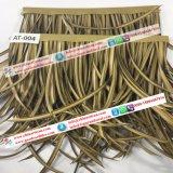 Хата at-004 Tiki Thatch Ariticial Thatched крыши ремесленника Китая синтетическая