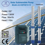 bomba de agua solar sumergible del acero inoxidable 6sp30-14