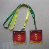 Le bureau, exposition d'école emploie le porte-cartes d'identification (gc-c003)