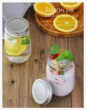 Vaso di vetro di Preseving/vaso di muratore/contenitore di vetro/vaso di vetro dell'ostruzione/vaso dell'alimento/vaso della spezia