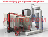 Metal Painting에 있는 Reciprocator를 위한 자동적인 Powder Coating Equipment