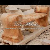大理石のベンチ及び表の石造りのベンチ及び表の花こう岩のベンチ及び表のNyの赤いベンチMbt347