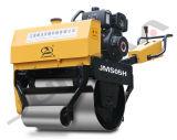 Chargeur de roue de l'usine guidé par main de rouleau de route de 0.5 tonne mini (JUNMA JMS05H)
