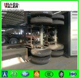 Halb gebildet in China 20FT u. 40FT 40 Tonnen-Skelett-Schlussteil