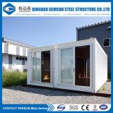 浴室が付いている標準Modulareの容器の家