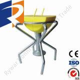 Pieza inserta de elevación superior de la bobina con 3 o 4 piernas, pieza inserta fina de la bobina de la losa