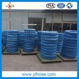 Boyau hydraulique en caoutchouc développé en spirales flexible de pouce du logo En856 4sh 1-1/4 d'Eebossed