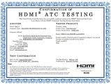 10 voeten van de Kabel van HDMI2.0