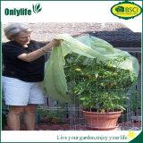 Coperchio della pianta del panno morbido di protezione di Antigel del giardino di Onlylife per gli alberi miniatura