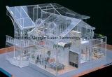 CO2 Laser-Ausschnitt-Maschine mit Cer und FDA Shandong Jinan