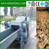 큰 Size, 110kw, Building Board를 위한 20% High Capacity Drum Wood Chipper