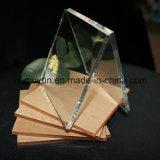 Strato acrilico 10mm del plexiglass di alta lucentezza per la lettera esterna dell'insegna