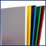 Покрашенная доска пены PVC используемая в рекламировать