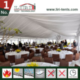 500 barracas ao ar livre do casamento dos povos 15X40m com decorações luxuosas