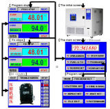 PLC Screen Temperature e Humidity Testing Equipment (Hz-2004)