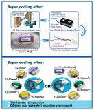 Equipo de la belleza del retiro IPL Shr del pelo del laser del diodo del ND YAG