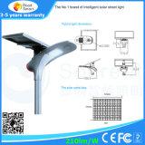 Lampada esterna solare del LED con la durata della vita lunga ed il disegno moderno