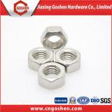 Ss304 / 316 B8 / B8m DIN934 Tuerca hexagonal